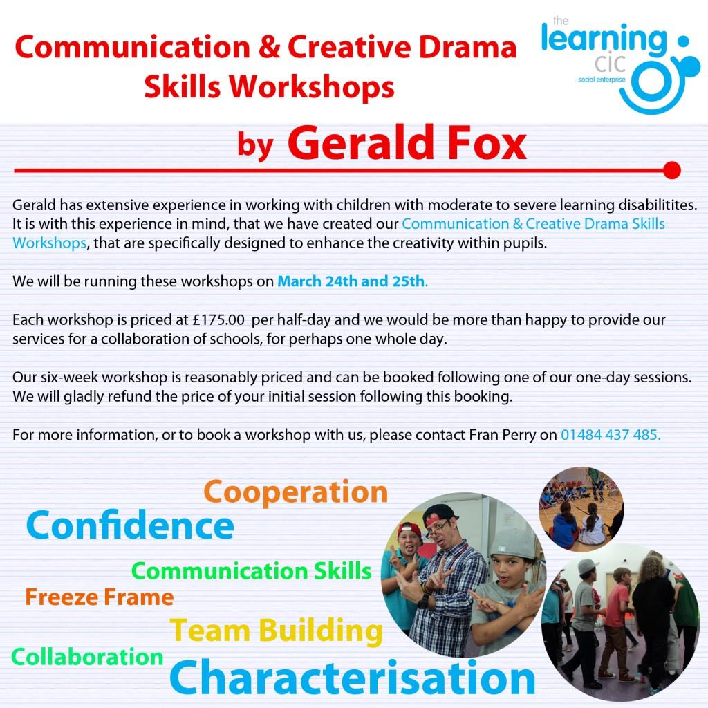 Offer - Gerald Fox